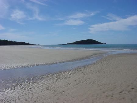 Ringarooma Bay from Tomahawk